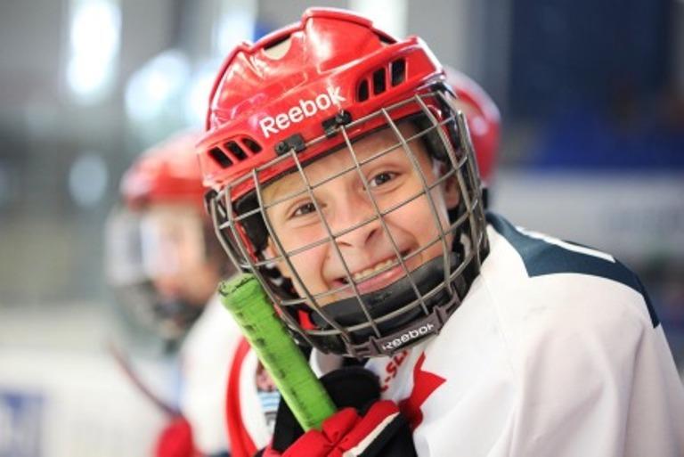 hockey línea infantil Pilar de la Horadada
